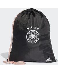 adidas Duitsland Sporttas - Grijs