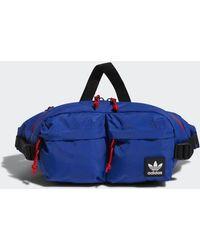 adidas Urban Utility Crossbody Bag - Blue