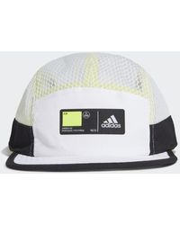adidas Cappellino Five-Panel Athletics - Bianco