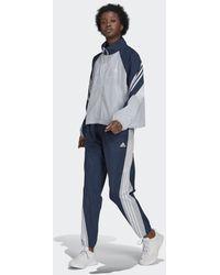 adidas Sportswear Game-time Woven Trainingspak - Blauw