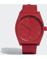 adidas Process_sp1 Horloge - Rood