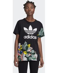 adidas Her Studio London Loose T-shirt - Zwart