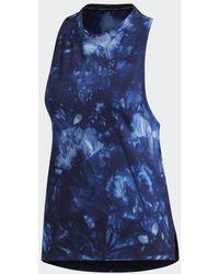 adidas Canotta Parley - Blu