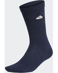 adidas Super Sokken - Blauw