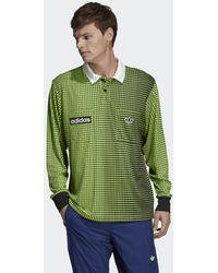 adidas Scheidsrechter Shirt - Groen