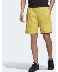 adidas Short - Geel