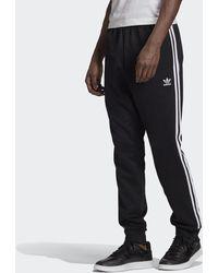 adidas Adicolor Classics Primeblue Sst Tracksuit Bottom - Black