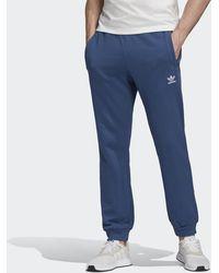 adidas Trefoil Essentials Broek - Blauw