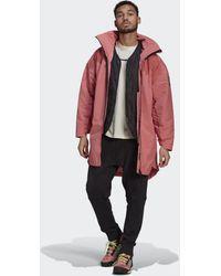 adidas Myshelter 4in1 Parka - Roze