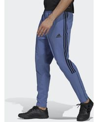 adidas Tiro Woven Broek - Blauw