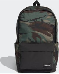 adidas - Sac à dos Classic Camouflage - Lyst