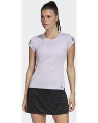 adidas T-shirt 3-Stripes Club - Multicolore