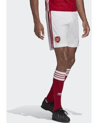 adidas Arsenal Thuisshort - Wit
