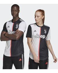 adidas Juventus Authentiek Thuisshirt - Zwart