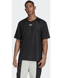 adidas R.y.v. Grip T-shirt - Zwart