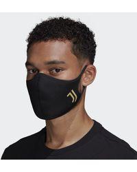 adidas Masque Juventus M/L (3 articles) - Noir