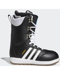 adidas Samba Adv Boots - Black