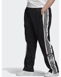 adidas Adicolor Classics Adibreak Track Trousers (plus Size) - Black