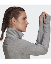 adidas Aeroready Designed 2 Move Cotton Touch Longsleeve - Grijs