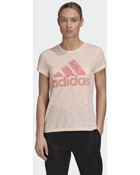 adidas - Must Haves Winners T-Shirt - Lyst