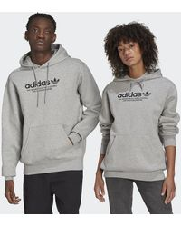 adidas Skateboarding 4.0 Logo Hoodie (gender Neutral) - Grey