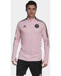 adidas Inter Miami Cf Trainingsshirt - Roze