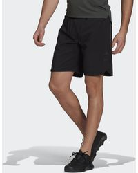 adidas - Agravic All-Around Parley Shorts - Lyst