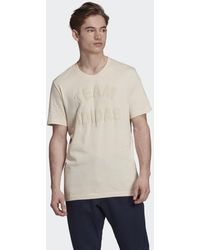 adidas VRCT T-Shirt - Natur