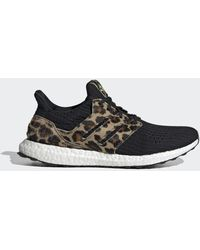 adidas - Ultraboost Dna Leopard Shoes Black - Lyst