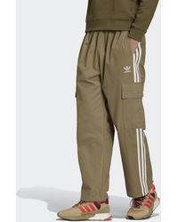 adidas - Adicolor Classics 3-stripes Cargo Tracksuit Bottoms - Lyst