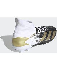 adidas Predator Mutator 20.3 Firm Ground Voetbalschoenen - Metallic
