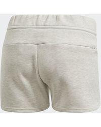 adidas Pantalón corto Must Haves Versatility - Gris