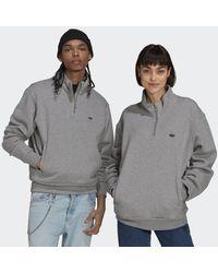 adidas Heavyweight Shmoofoil Sweatshirt (uniseks) - Grijs