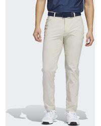 adidas Go-to Five-pocket Broek - Naturel