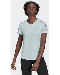 adidas - Own The Run T-shirt - Lyst