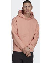 adidas Adicolor Trefoil Hoodie - Pink
