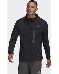 adidas Marathon Translucent Jacket - Black