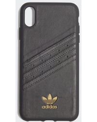 adidas Puprem Molded Case Iphone Xs Max - Black