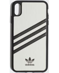 adidas PU Moulded Case iPhone 6.5 - Schwarz