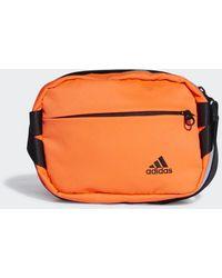 adidas Crossbody Tas Small - Oranje
