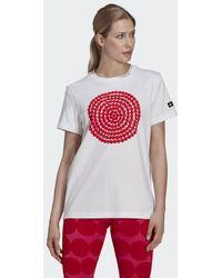 adidas Sportswear Marimekko Graphic T-Shirt - Weiß