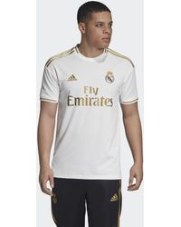 adidas Real Madrid Thuisshirt - Wit