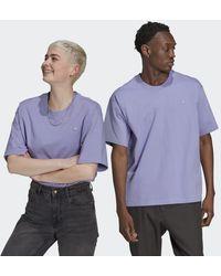 adidas Adicolor Premium T-shirt (uniseks) - Paars