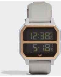 adidas Archive_r2 Horloge - Grijs