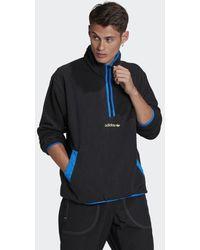 adidas Adventure Polar Fleece Sweatshirt - Zwart