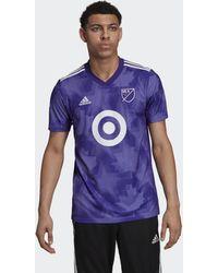adidas Maglia MLS All-Star - Viola