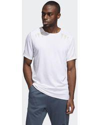 adidas - Camiseta HEAT.RDY Prime - Lyst