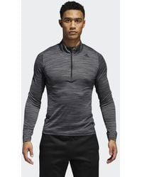 adidas - Ultimate Tech 1/4 Zip Pullover - Lyst