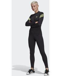 adidas Stage suit Swarovski® - Nero
