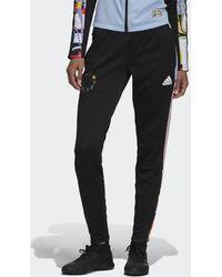 adidas Love Unites Tiro Trainingsbroek - Zwart